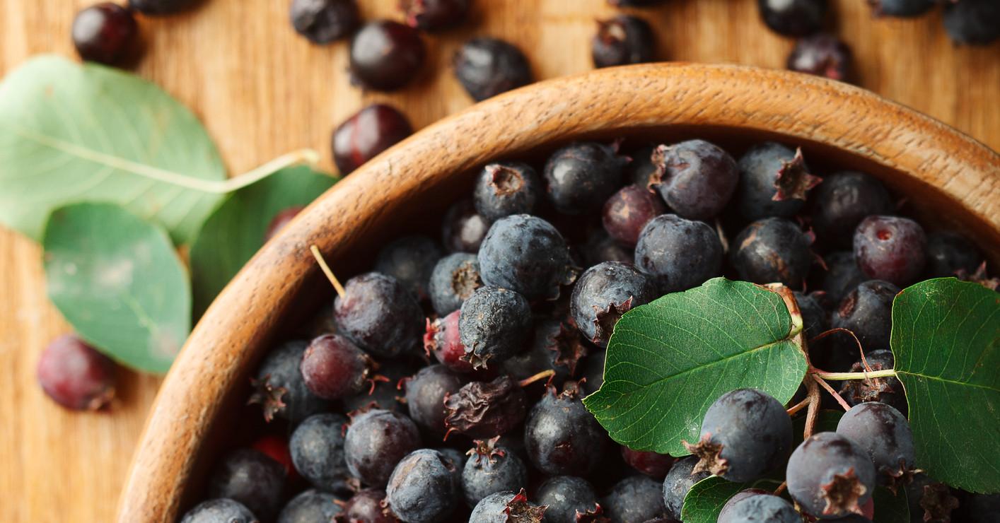 Варенье из ирги – 5 ароматных рецептов