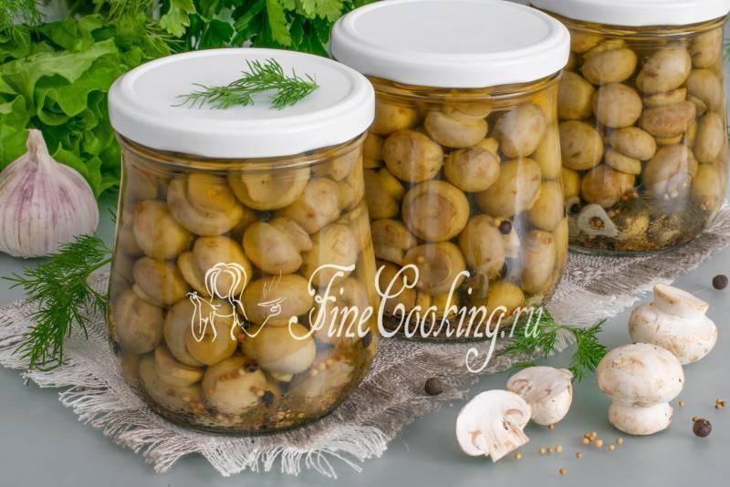 7 лучших пошаговых рецептов приготовления грибов на зиму