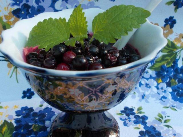 Способы заготовки черники: что можно сделать из полезных ягод на зиму