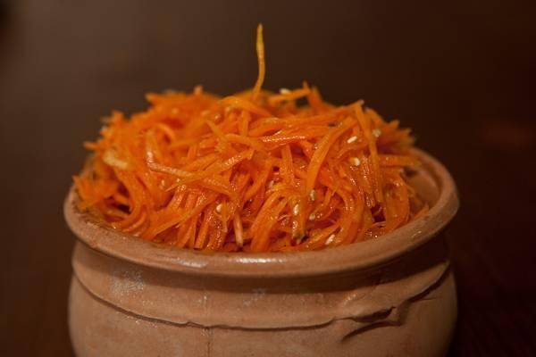 Рецепты маринования моркови по-корейски на зиму в домашних условиях