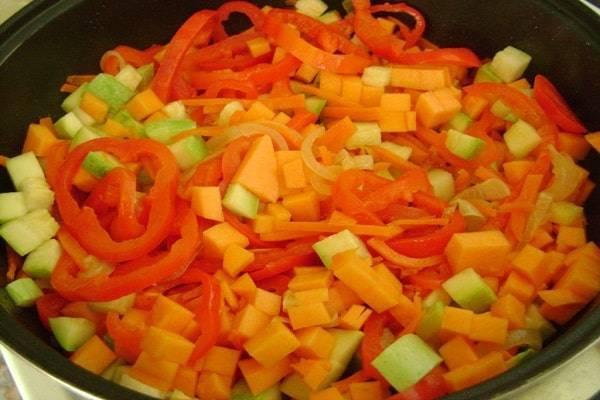 Овощное рагу на зиму без стерилизации. пошаговые рецепты заготовок овощного рагу на зиму со стерилизацией и без