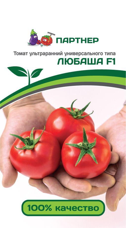 Характеристика и описание сорта томата Любаша и его урожайность