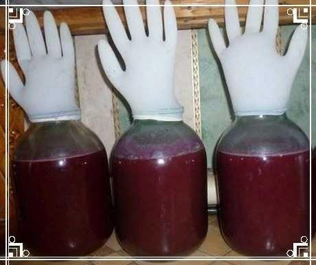 Вторичное вино из жмыха (мезги) винограда или яблок