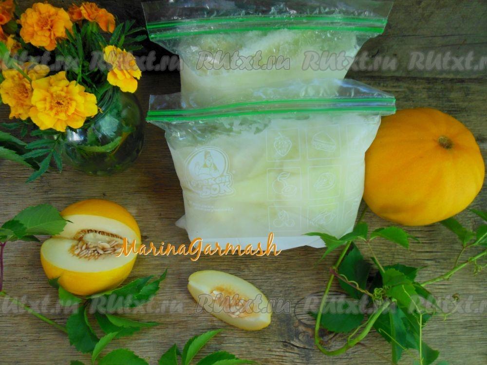 Дыня на зиму. рецепты домашних заготовок