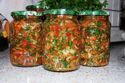 Заготовки для супов на зиму лучшие рецепты