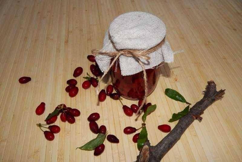 Варенье из кизила на зиму: простые рецепты