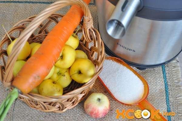 Рецепт яблочного сока на зиму через соковыжималку
