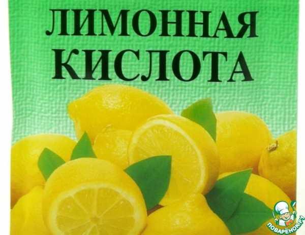 Как заменить уксус лимонной кислотой при консервации