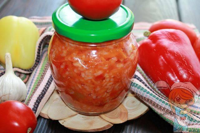 Салат с рисом на зиму – 7 очень вкусных рецепта рисового салата