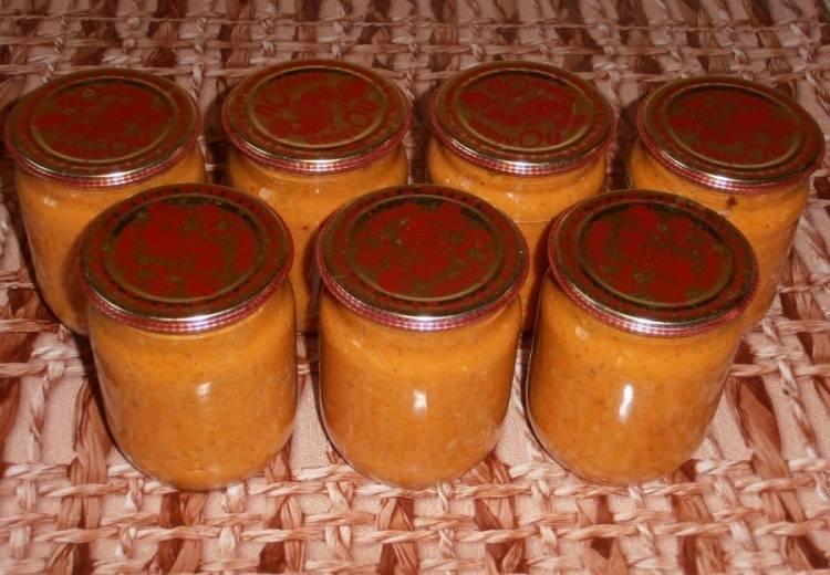 Икра из кабачков на сковороде — 5 рецептов приготовления