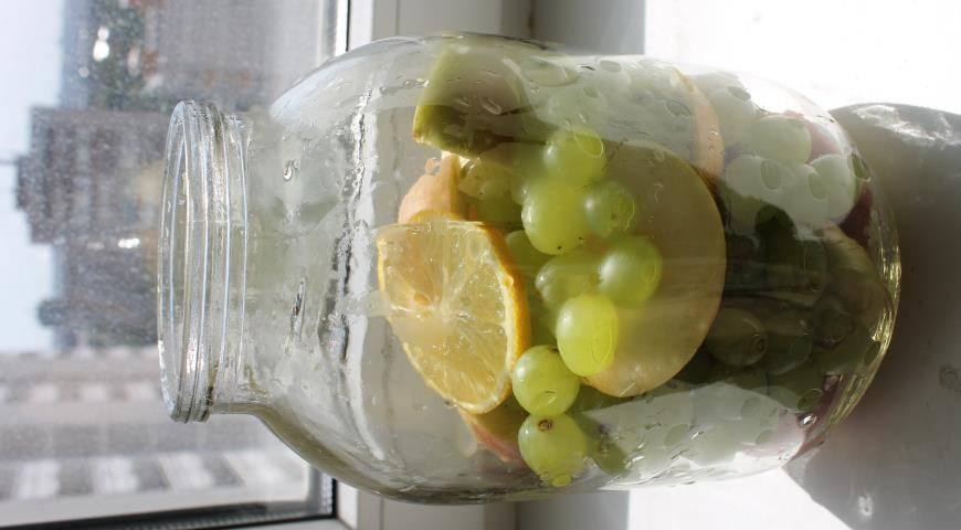 Компот из яблок на каждый день. как приготовить компот из яблок на зиму. простые рецепты
