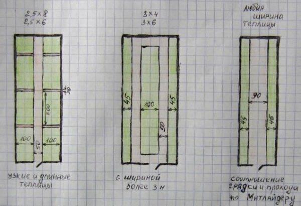 Помидоры в теплице из поликарбоната: посадка, схема посадки, расстояние, подготовка почвы, сроки посадки и возраст рассады, фото