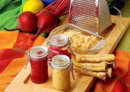 Рецепт приготовления заморозки для борща со свеклой на зиму