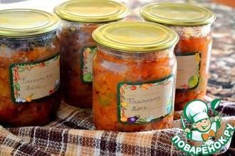 Как приготовить гречку с овощами по пошаговому рецепту с фото