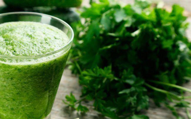 Сколько нужно съесть семян петрушки для вызова месячных
