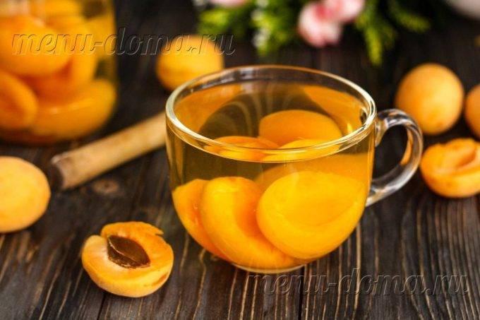 Компот из вишни на зиму на 3 литровую банку — простые рецепты вишневого компота