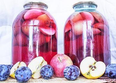Компот из клубники на зиму — простые рецепты клубничного компота