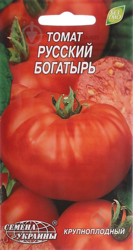 Раннеспелый сорт с крупными плодами — томат 33 богатыря: описание и советы по выращиванию
