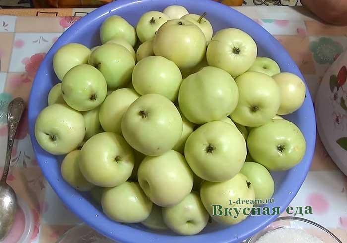 Моченые яблоки: 5 самых лучших рецептов