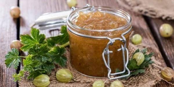 Царское (изумрудное) варенье из крыжовника — 8 рецептов на зиму