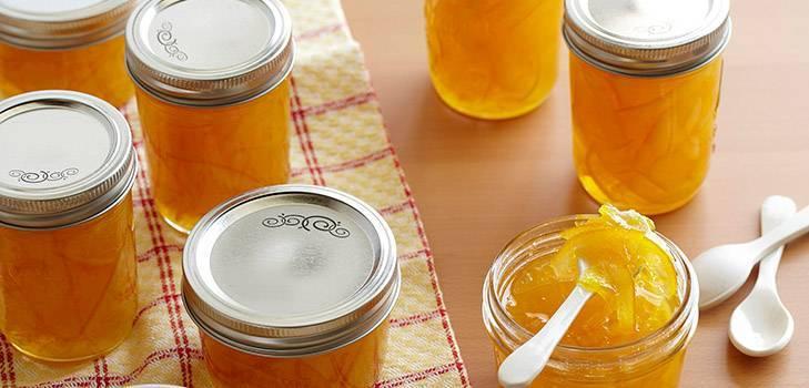 Варенье из крыжовника с апельсином на зиму — 8 вкусных рецептов