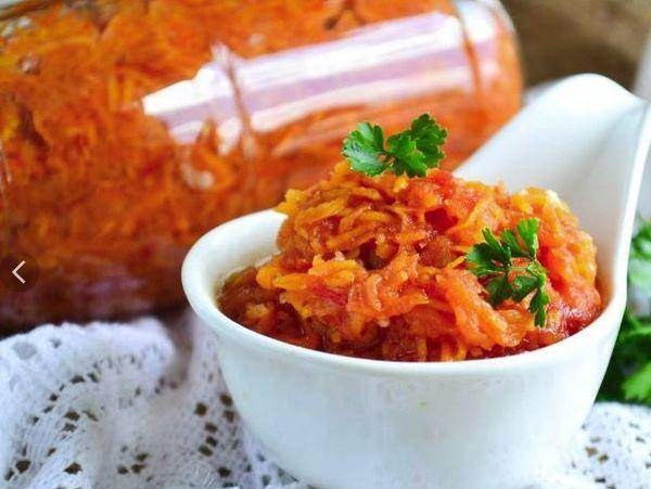 Тринадцать золотых рецептов заготовок из моркови на зиму