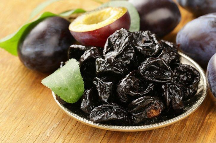 Рецепты домашней настойки на черносливе