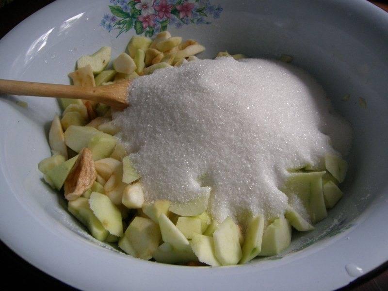 Варенье из яблок белый налив дольками прозрачное: 6 рецептов приготовления на зиму