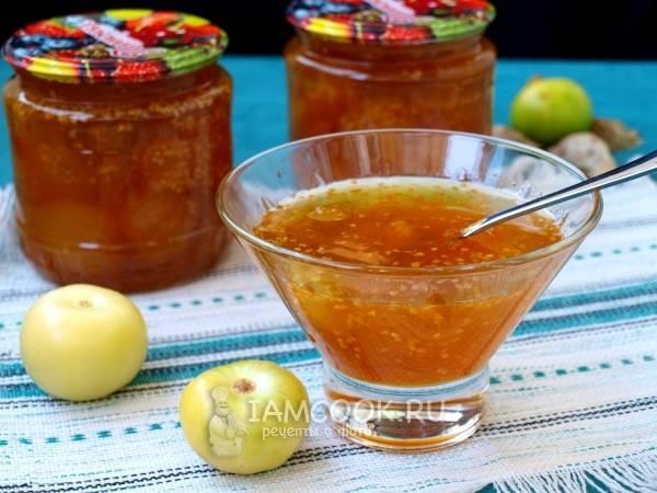 Варенье из физалиса ананасного рецепты
