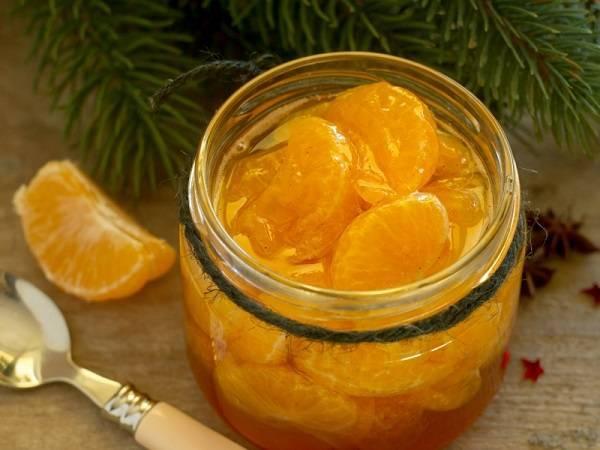 Самое ароматное варенье из мандаринов 13 рецептов