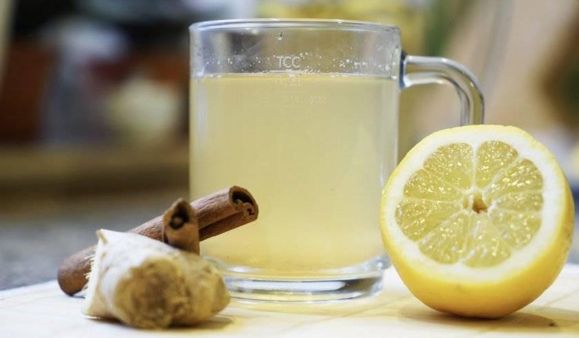 8 лучших рецептов напитка из имбиря и лимона для похудения