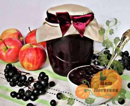 Рецепты приготовления на зиму черноплодной рябины