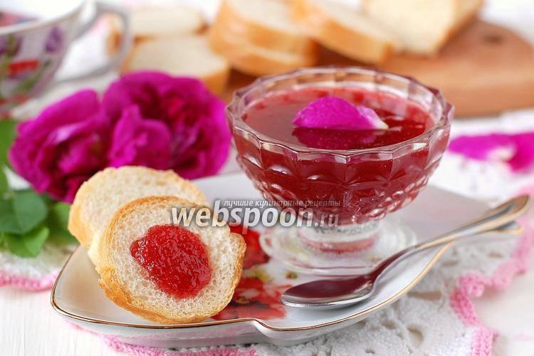 Варенье из лепестков чайной розы – 6 пошаговых рецептов розового варенья в домашних условиях