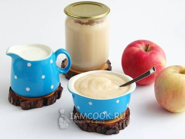 Пюре из яблок в домашних условиях на зиму