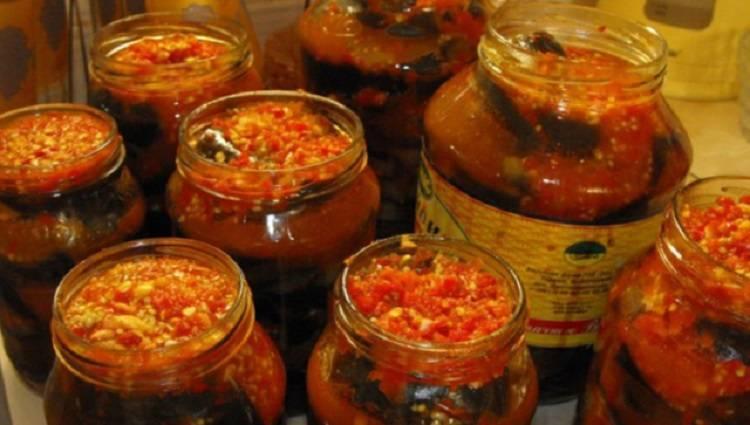 Быстрые квашеные баклажаны с овощами: мои самые вкусные рецепты
