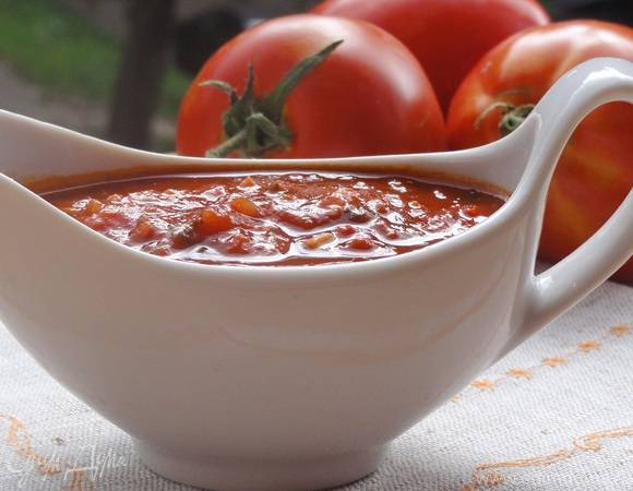 Соус на зиму. 11 лучших рецептов вкусного домашнего соуса