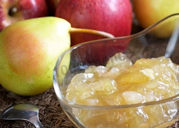 Топ 2 вкусных рецепта приготовления джема из яблок и груш на зиму