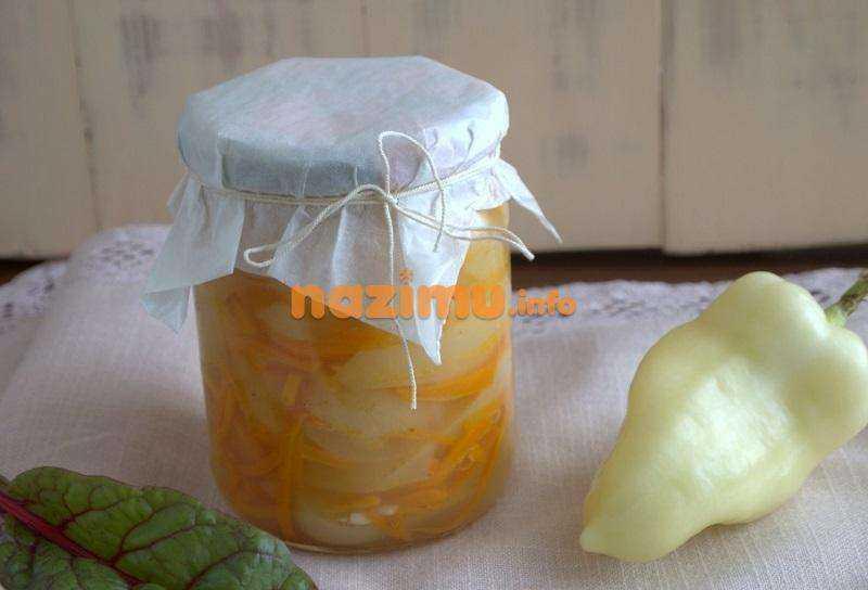 Маринованный перец по армянски на зиму