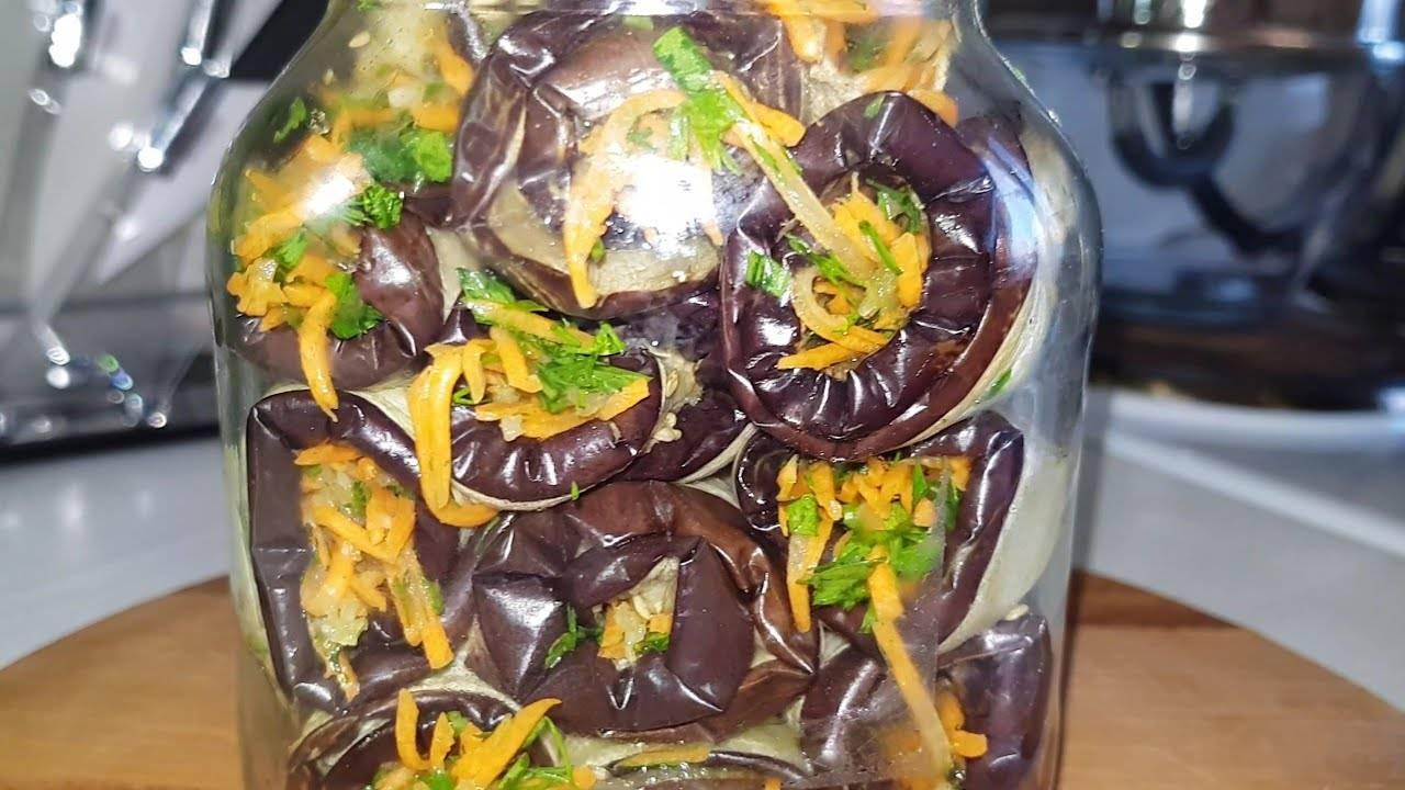 Рулетики из баклажанов с разными начинками. 13 рецептов очень вкусной закуски