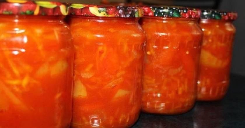 Лучшие рецепты приготовления лечо из помидор, перца, моркови, лука на зиму без уксуса
