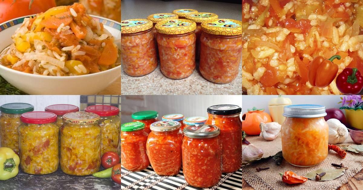Подборка проверенных рецептов перцев, фаршированных на зиму
