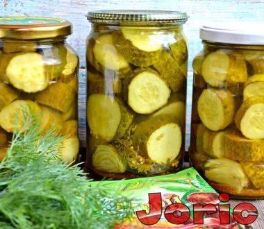 Рецепты маринованных огурцов с сельдереем на зиму