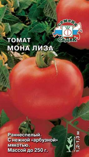 Описание сорта томата Мона Лиза и его характеристики