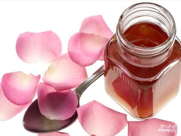 Варенье из лепестков роз. пошаговый рецепт с фото