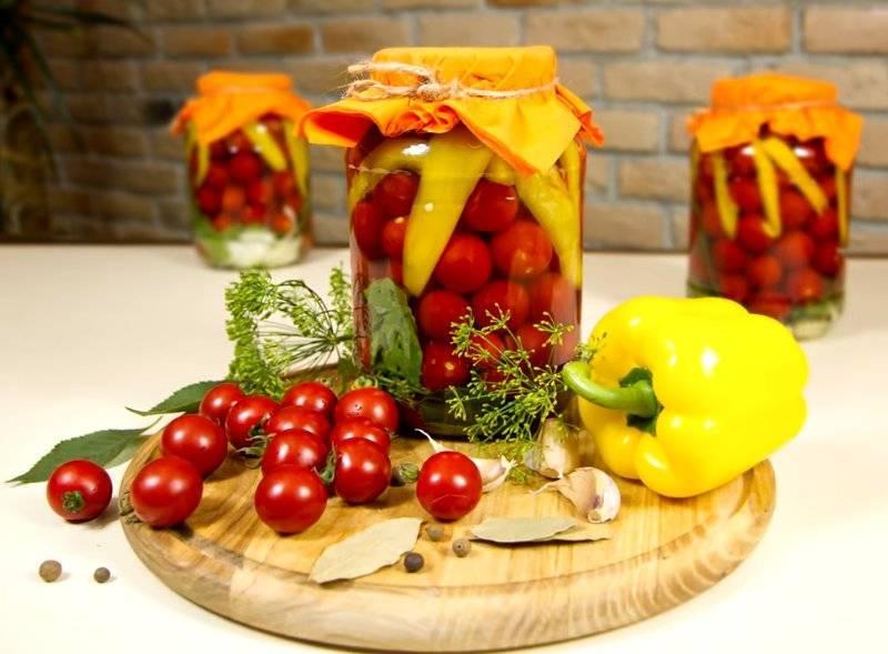 6 крутых рецептов помидоров с чесноком на зиму