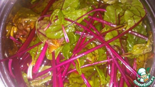 Салат со свеклой на зиму