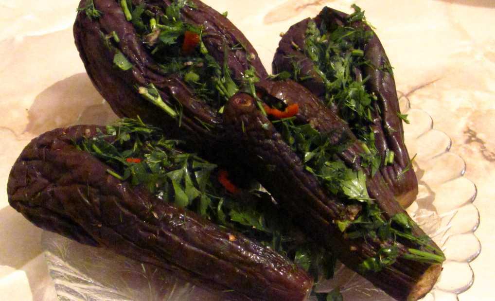 Баклажаны маринованные с чесноком: быстро и вкусно. лучшие рецепты