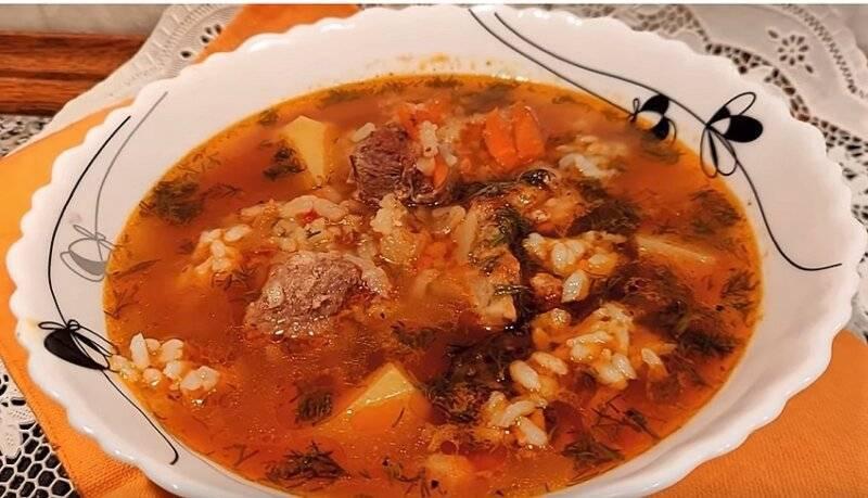 Харчо на зиму в банках: рецепт домашней заготовки для супа