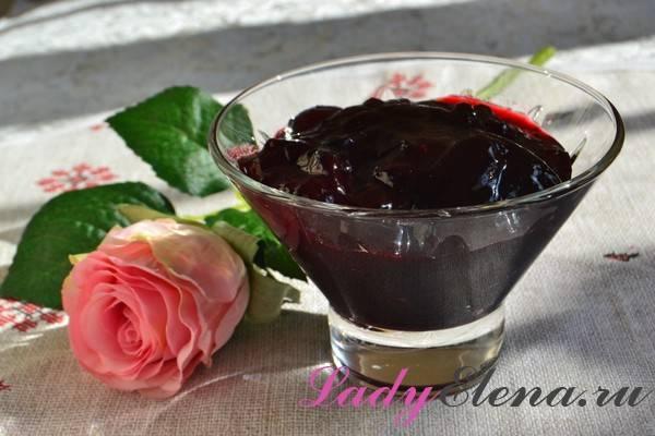 Варенье из ежевики с целыми ягодами - 5 рецептов с фото пошагово