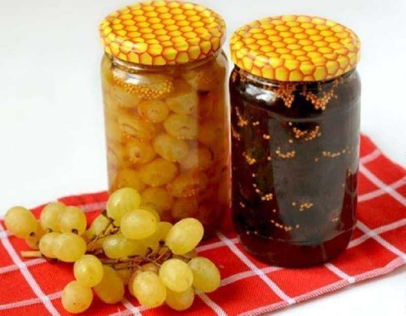 Топ 13 простых рецептов приготовления маринованного винограда на зиму